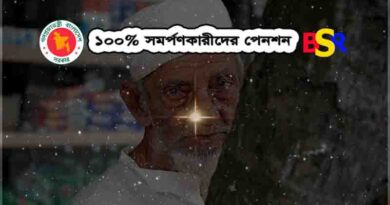 ১০০% সমর্পণকারীদের পেনশন